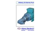 Albany - Model GC - Compressor/ Turbine Pumps Brochure
