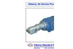40 Series Close Coupled Gear Pumps