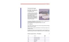 Germination Test Paper Brochure