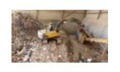 35TPH Construction & Demolition Waste Processing Plant - Video
