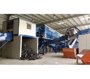 Waste recycling solutions for municipal solid waste industry - Waste and Recycling - Municipal Waste-1