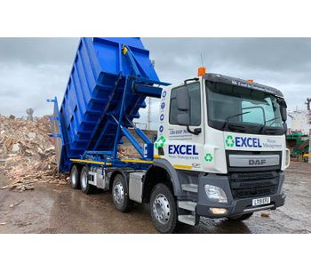 London waste plant will Excel with help from Kiverco