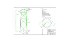 Multi Column Elevated Storage Tank (LEG) Double Ellipsoidal Brochure