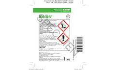 Bellis - Systemic Fungicides Brochure