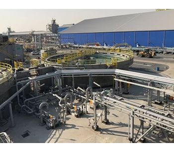 Waste Water Treatment and Reuse Service