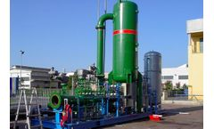 Condensate Recovery and Treatment Service