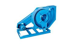 BerlinerLuft - Model RET 75 series - Transport and Special Purpose Fans