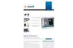 MALÅ - Model ProEx - Control Unit Brochure