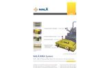 MALÅ MIRA - 3D Ground Penetrating Radar (GPR) System Brochure