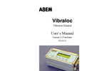 ABEM VIBRALOC - Vibration Monitor Brochure
