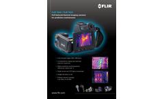 FLIR T640 / FLIR T620 - Full Featured Thermal Imaging Cameras Brochure