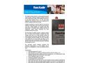 F6300 Oil Vapour Monitor Datasheet