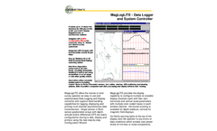 MagLog Lite Magnetic Data Acquisition Software Datasheet