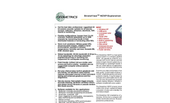 Geometics Stratavisor NZXP High-Performance Exploration Seismic System Datasheet