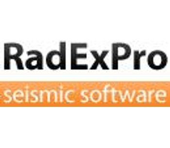 RadExPro - Seismic Software