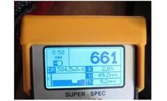 Georadis - Model GT-32 - Portable Handheld Radiation Survey Spectrometer