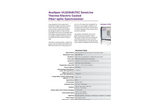 AvaSpec - ULS-TEC - Thermo-Electric Cooled (TEC) Spectro-Meters Systems Brochure