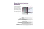 AvaSpec Multichannel Fiber Optic Spectrometers Brochure