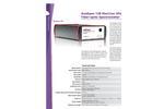 AvaSpec-128 Ultrafast Fiber Optic Spectrometer Brochure