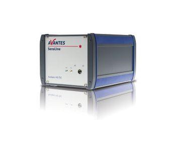 AvaSpec - Model HS1024 x58 /122 - High-Sensitivity Fiber-Optic Spectrometers