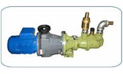 Single-Screw Motor Driven Dosing Pump