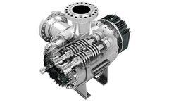 ITT Bornemann - Model HP Series - Twin-Screw Pump