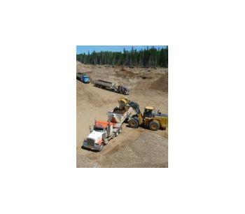Aggregate Pit Services