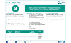 WEEE Compliance Service