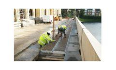 Precast concrete solutions for architectural sector