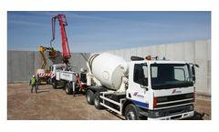 Precast Concrete Installation Package Services