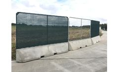 Alfastop - Retaining Walls Using Traditional Site
