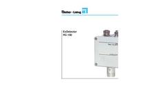 Ex Detector HC-100 K and Ex Detector HC-100 T Brochure