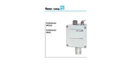 ExDetector IR HC Data sheet