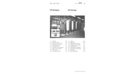 Bioengineering - CIP Systems - Brochure