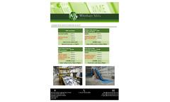 Whitham Mills - Waste Conveyors Brochure