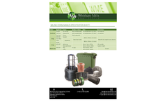 Whitham-Mills - Steel Baling Wire Brochure