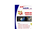 ACR Model Magna-Skin Magnetic Wear Liners - Brochure