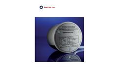VIBROCONTROL 800 Electronic Vibration Switch Brochure