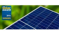 REC - Model TwinPeak Series - Solar Panels