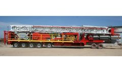 LCI - Model Drawworks 1000/4212-42 - Loadcraft Rig