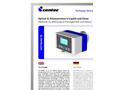 OXYTRANS TR Optical Oxygen Sensor - Brochure