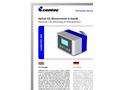 CARBOTEC NIR - Optical Carbon Dioxide Sensor - Brochure
