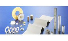 CeramTec - Piezo-Ceramic Transducers