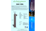 Max Flow - Model 300 Gpm - SAG480APVC Pro Series - Single Pass Flows UV System Brochure