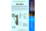 Max Flow - Model 1140 Gpm -SAG1200A Pro Series - Single Pass Flows UV System Brochure