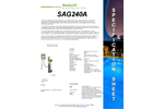 Max Flow - Model 20 Gpm - SAG240A Pro Series - Reactor Brochure