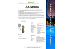 Max Flow - Model 770 Gpm - SAG960A Pro Series - Single Pass Flows UV System Brochure