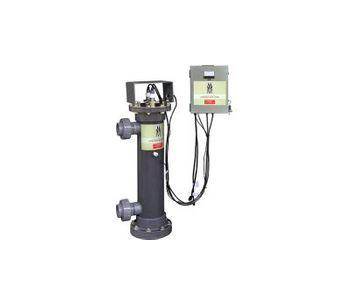 Max Flow - Model 150 Gpm - SAG240APVC Pro Series - Low Pressure High Output Amalgam Lamp UV System