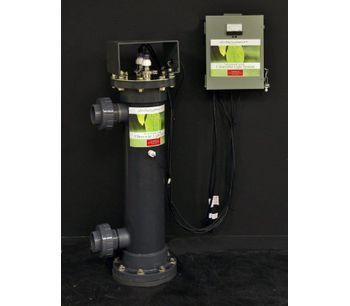 Low Pressure High Output Amalgam Lamp UV System-1