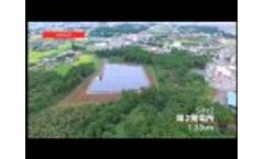 Etrion`s 9.3 MW Mito Solar PV plant - Mito, Japan Video